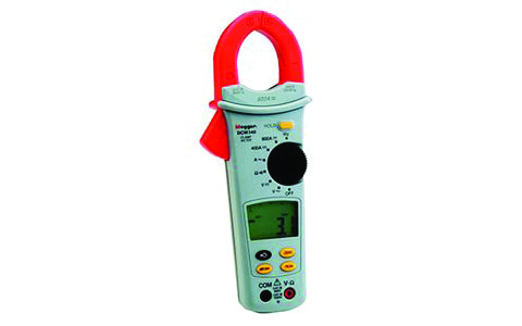 Megger clamp meter