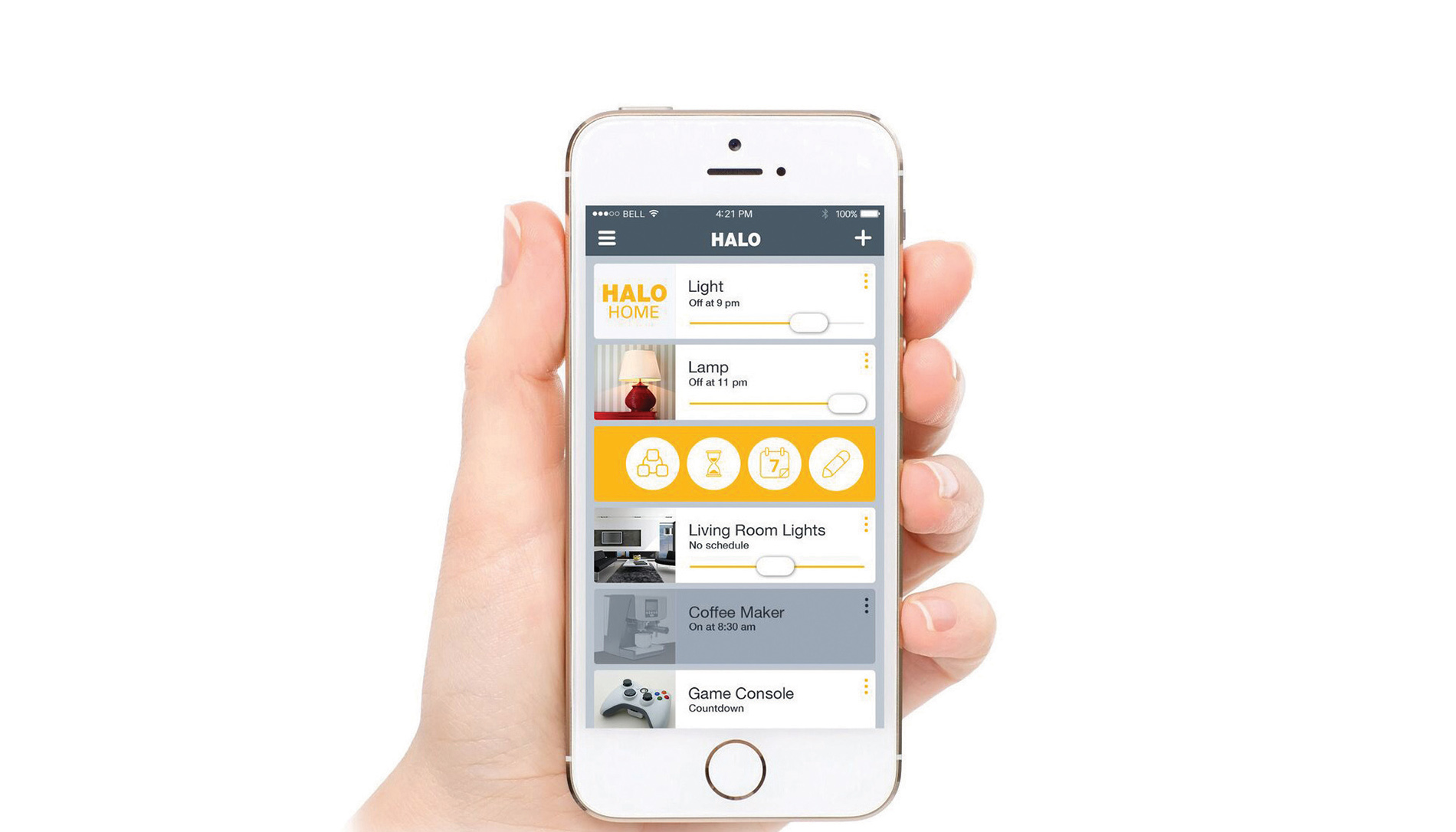 Eaton\'s Halo Home Smart Lighting System | Electrical Contractor Magazine