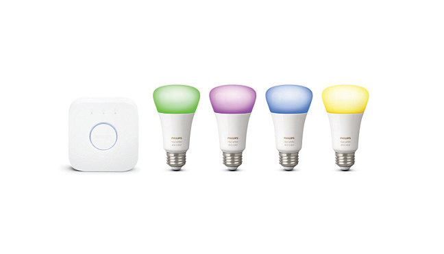 Philips' Hue Lighting Starter Kit