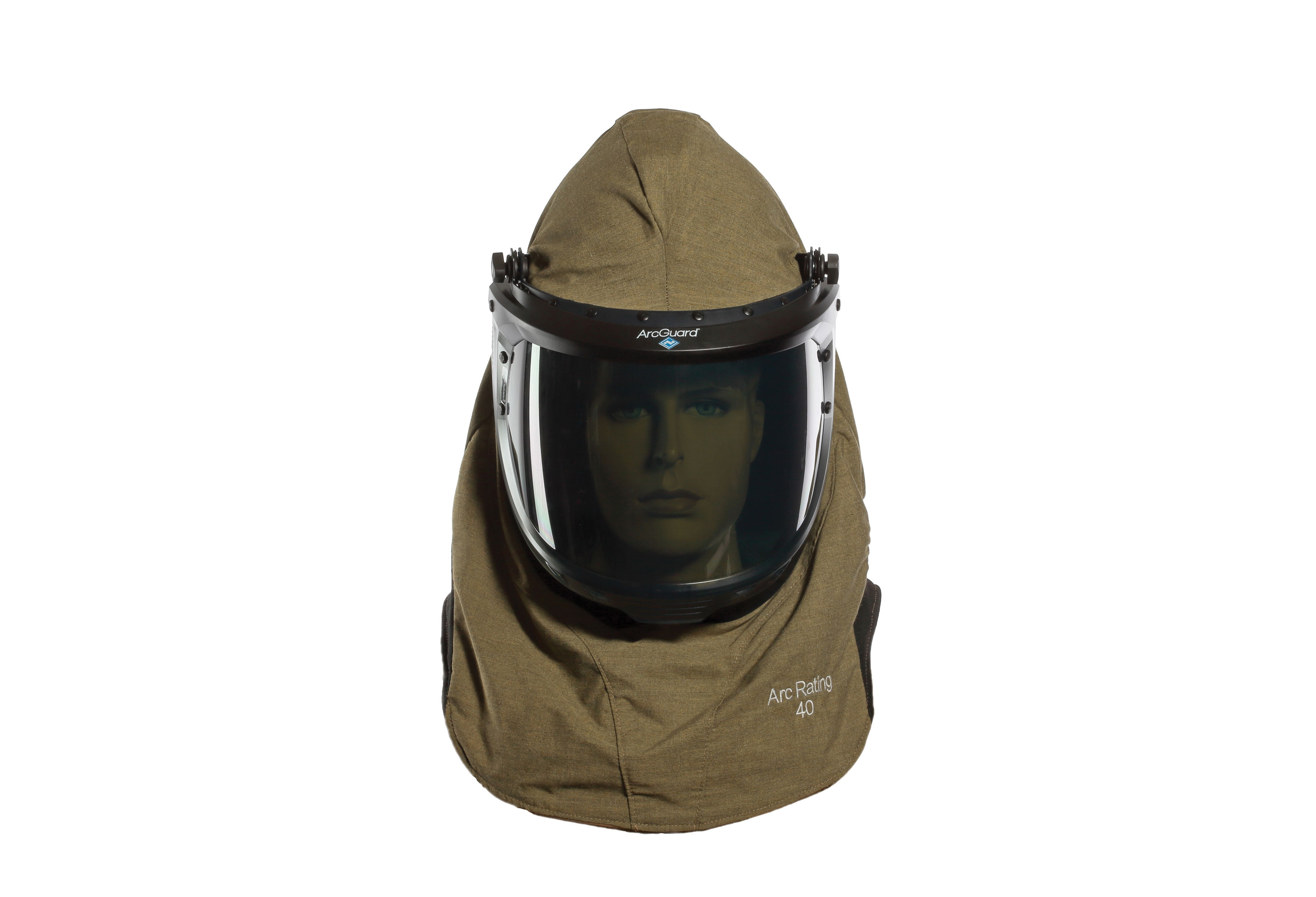 National Safety Apparel's arc flash hood
