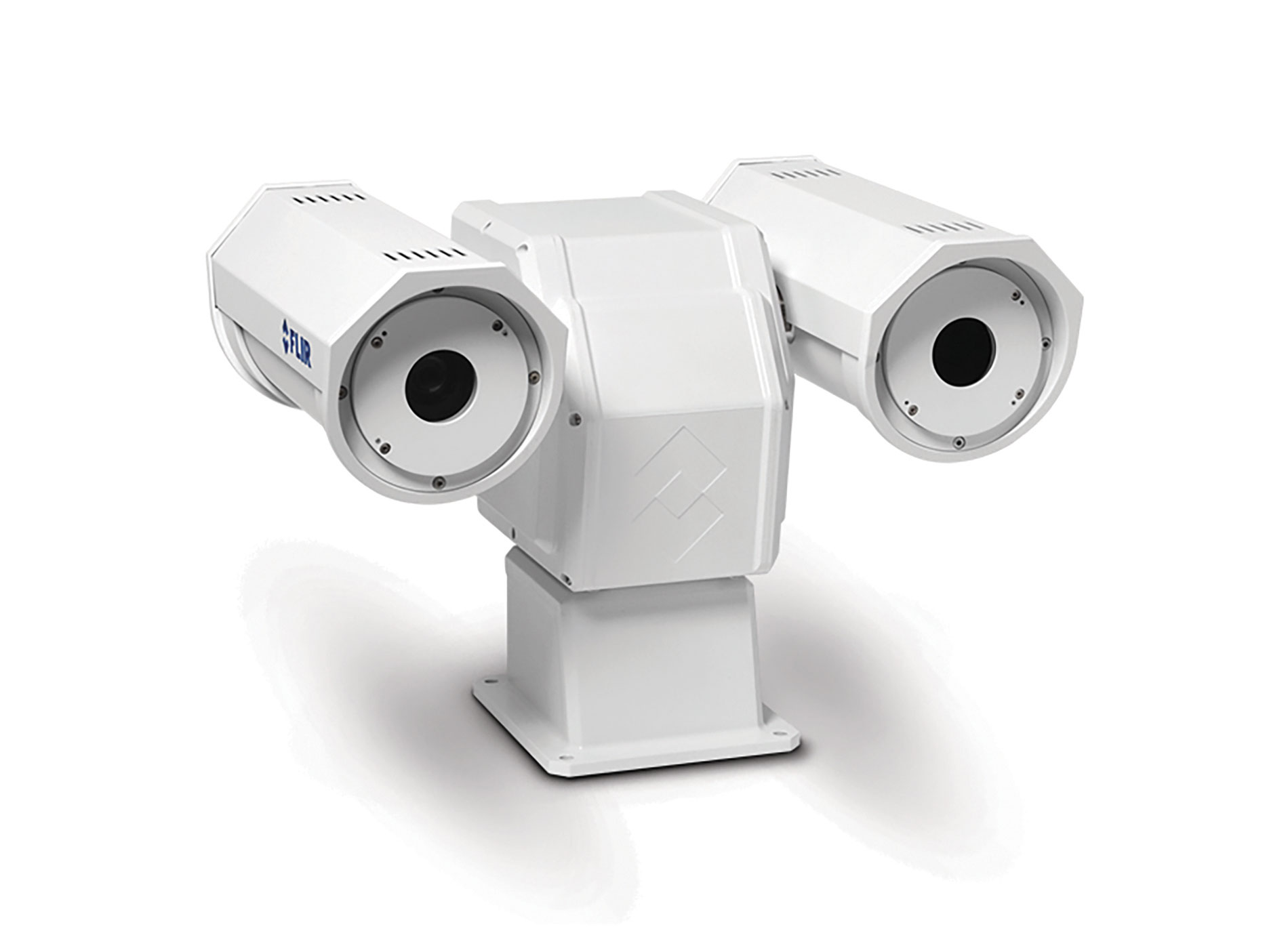 FLIR thermal security camera