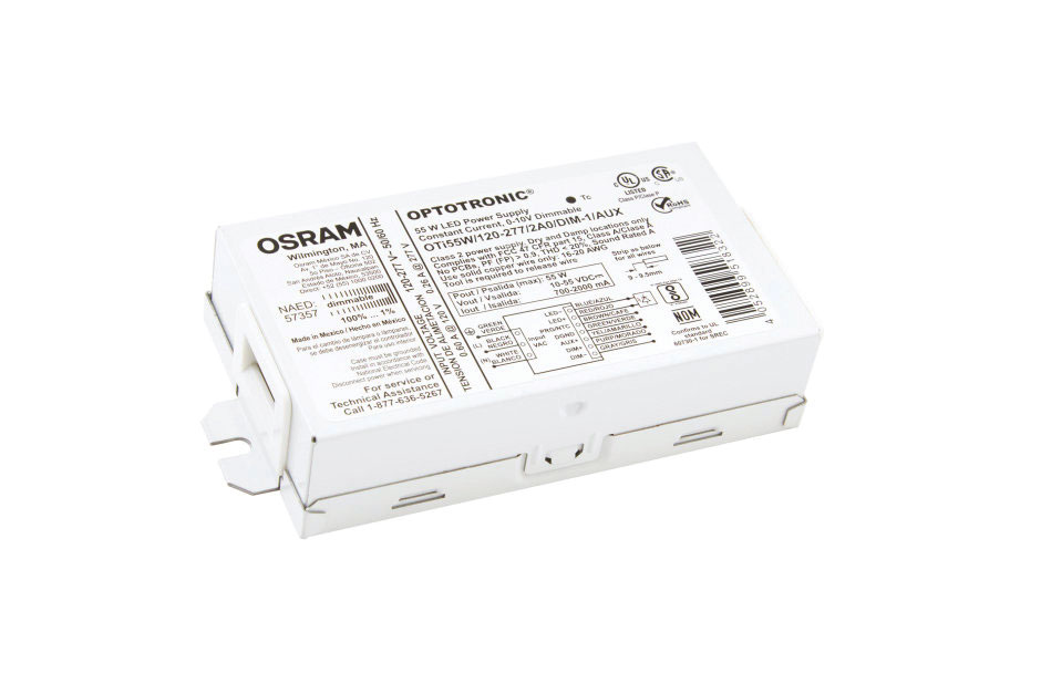 Osrams's Optotronic Compact LED Driver