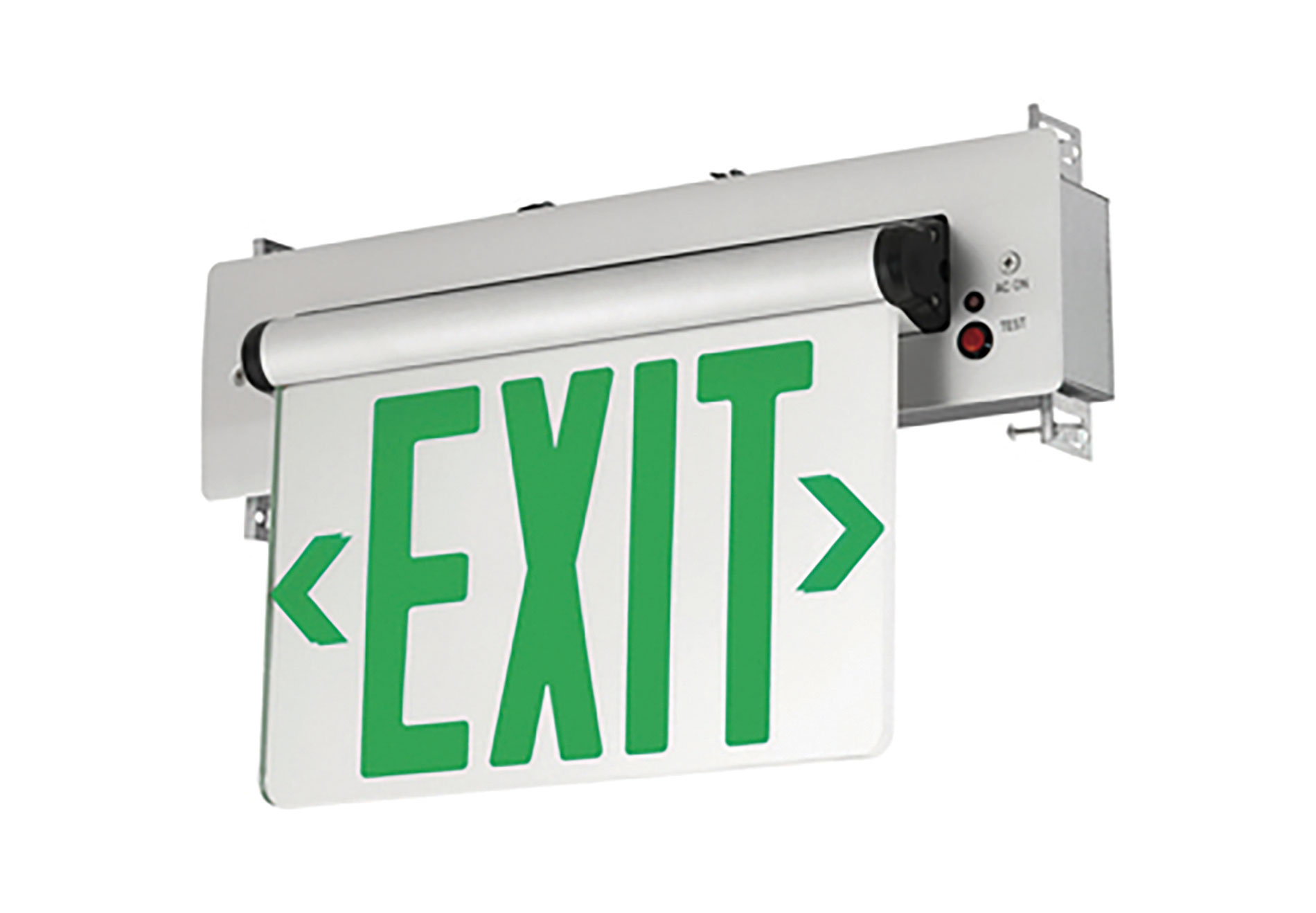 Hubbell Exit sign