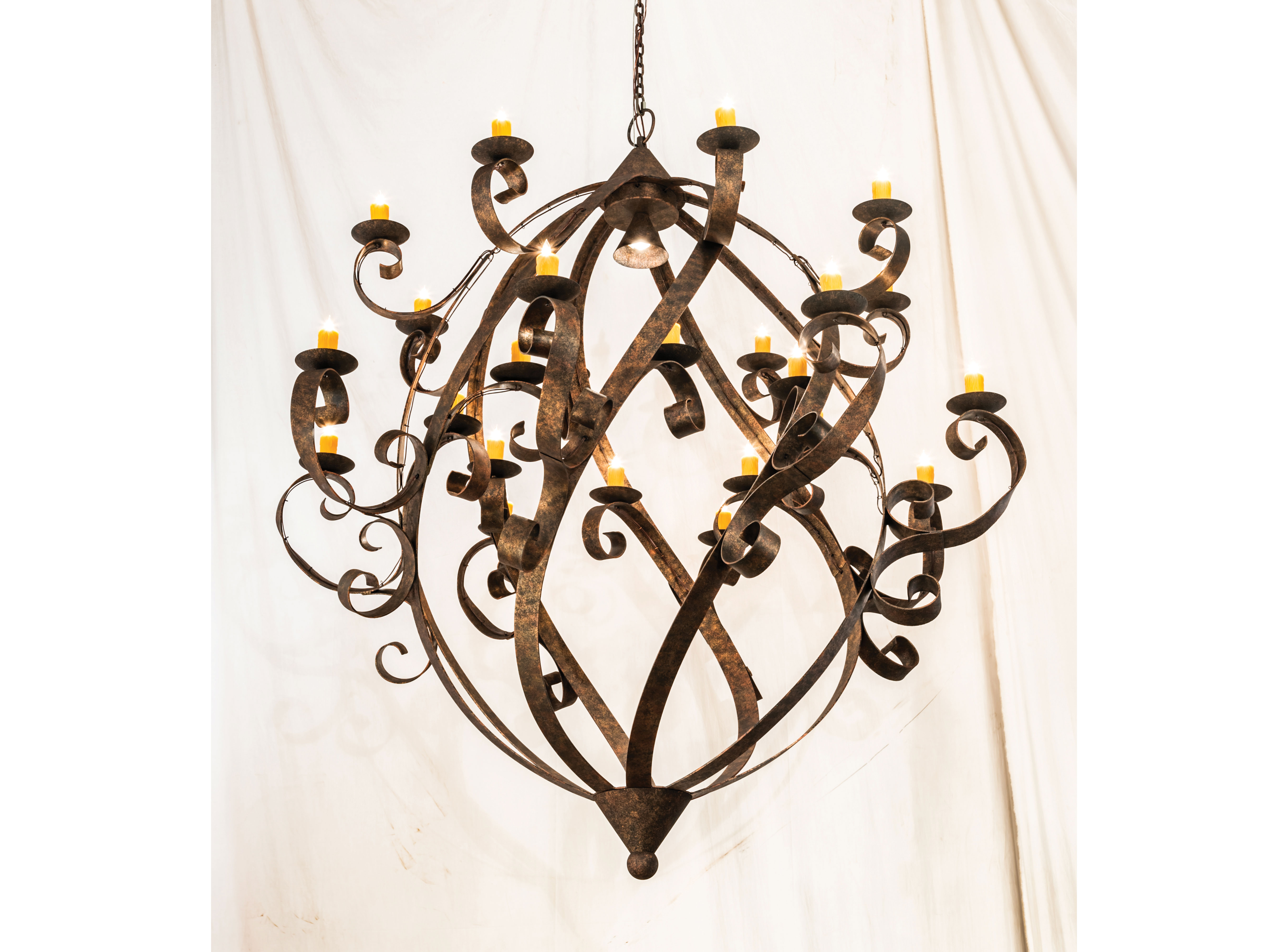 2nd Ave Lighting S Caliope Chandelier Electrical