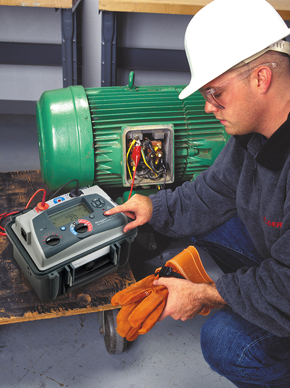 cool tools electric motor testers ec mag