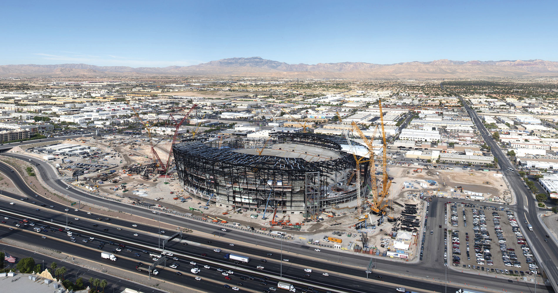 What S Happening In Las Vegas Project Roundup Electrical Contractor Magazine