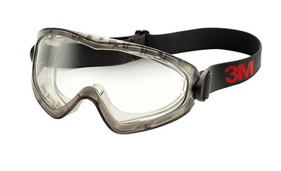 3M GoggleGear safety glasses