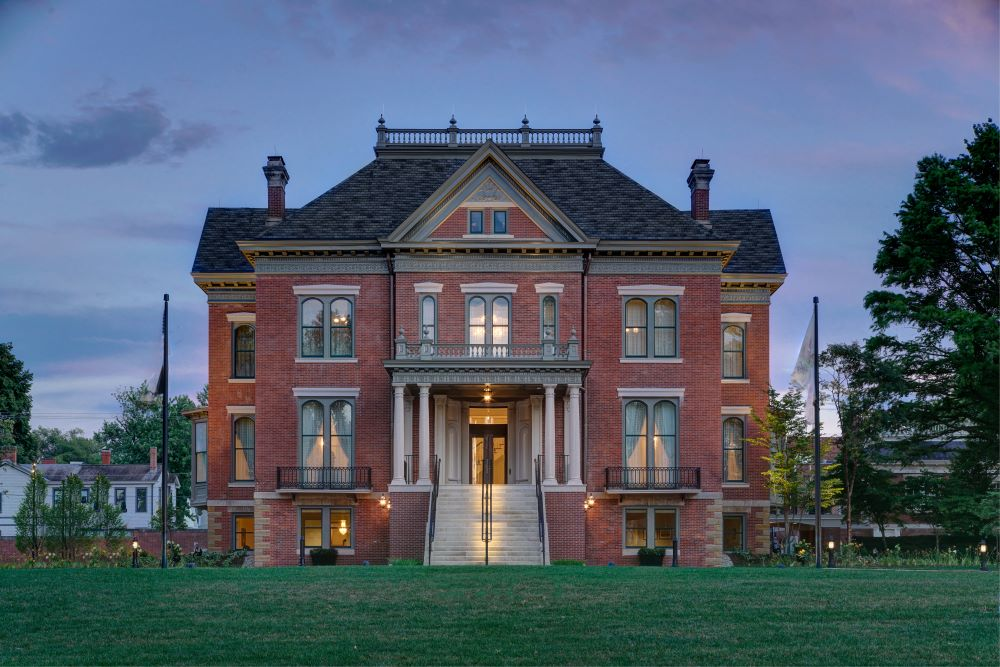 Anderson Electric-Illinois Governor's Mansion