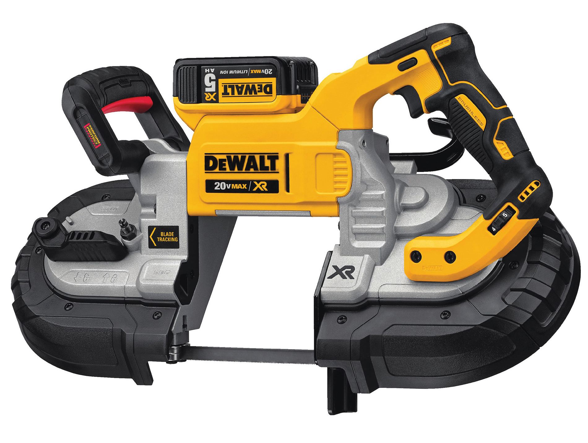 DeWalt's 2018 Showstopper