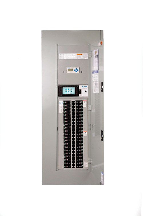 Eaton Pow-R-Command intelligent panel board