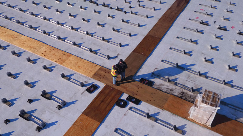 Macy's Hardt Electric solar project