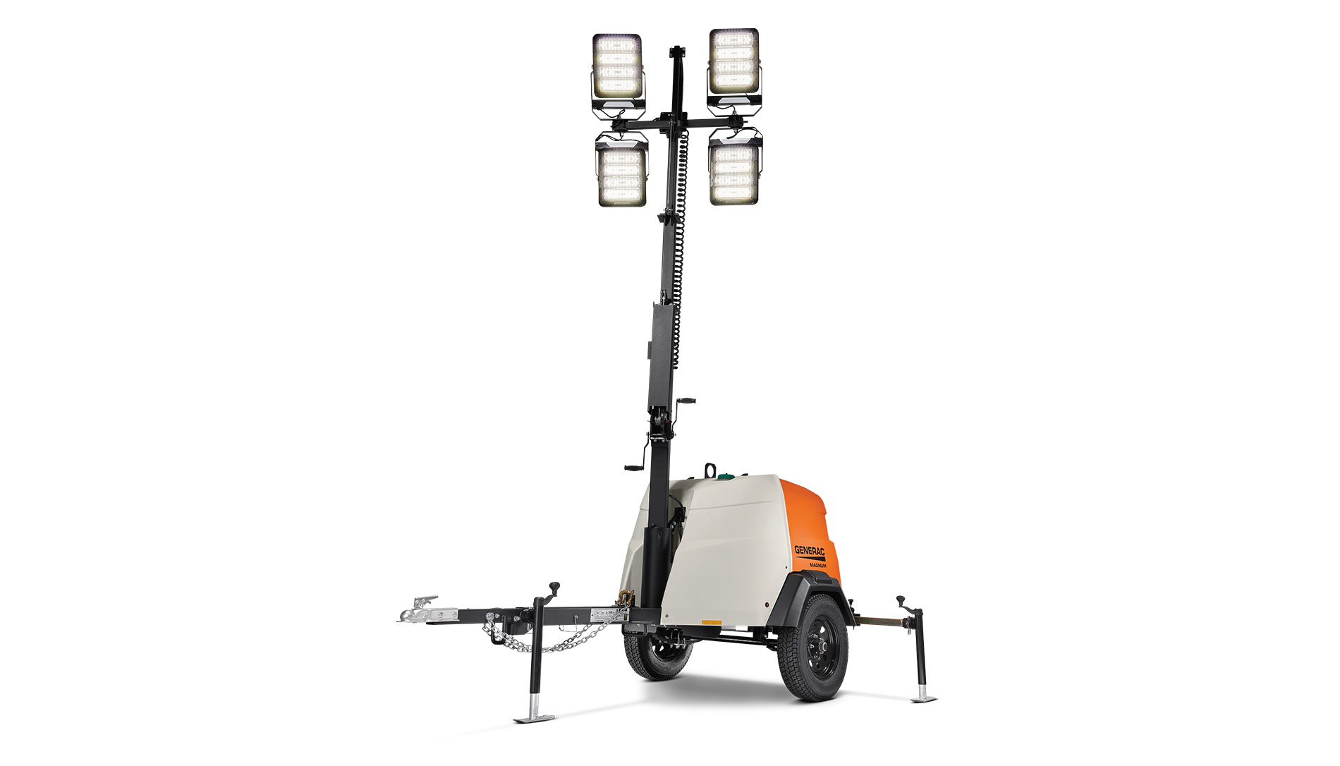 Generac MLT6SMD portable LED light tower