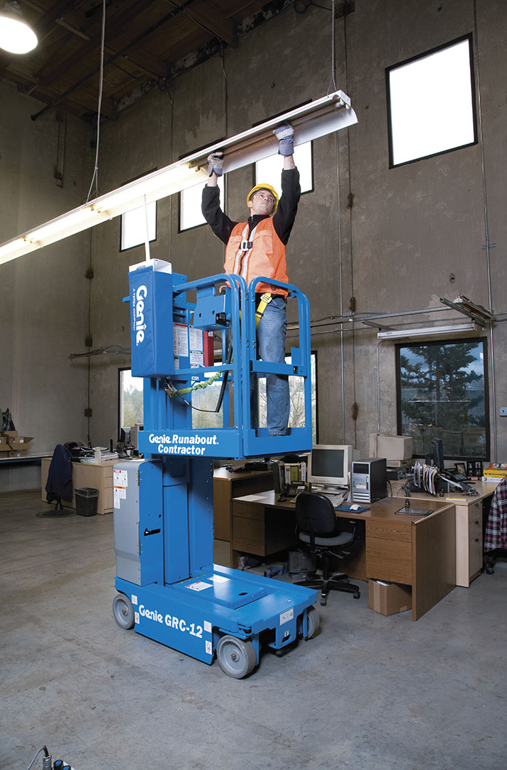Cool Tools: Portable Work Lifts | Electrical Contractor Magazine