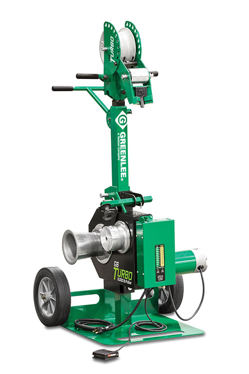 Greenlee G6 Turbo puller