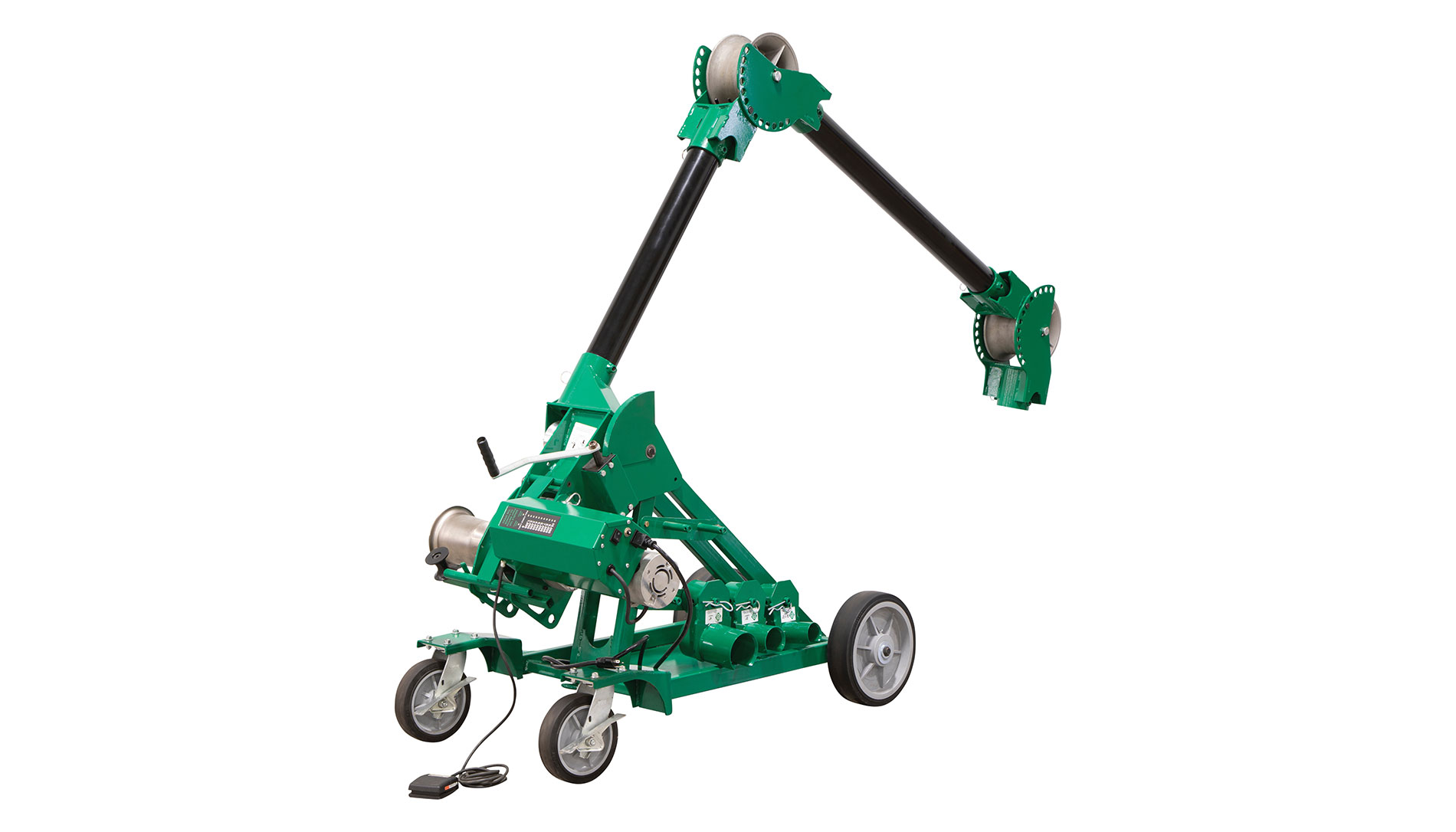 Greenlee G10 1,000-lb. cable puller | www.greenlee.com