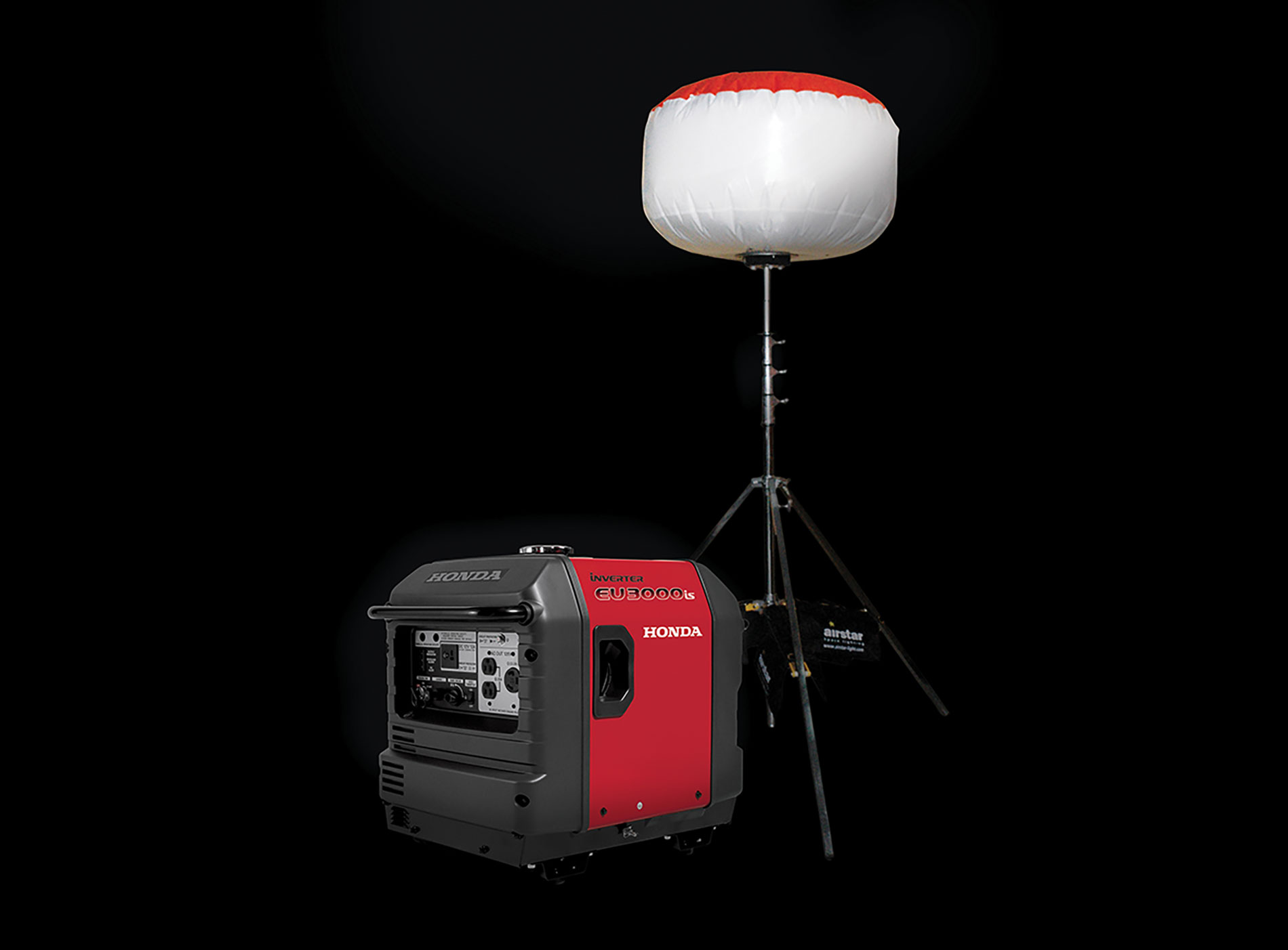 Honda portable work light