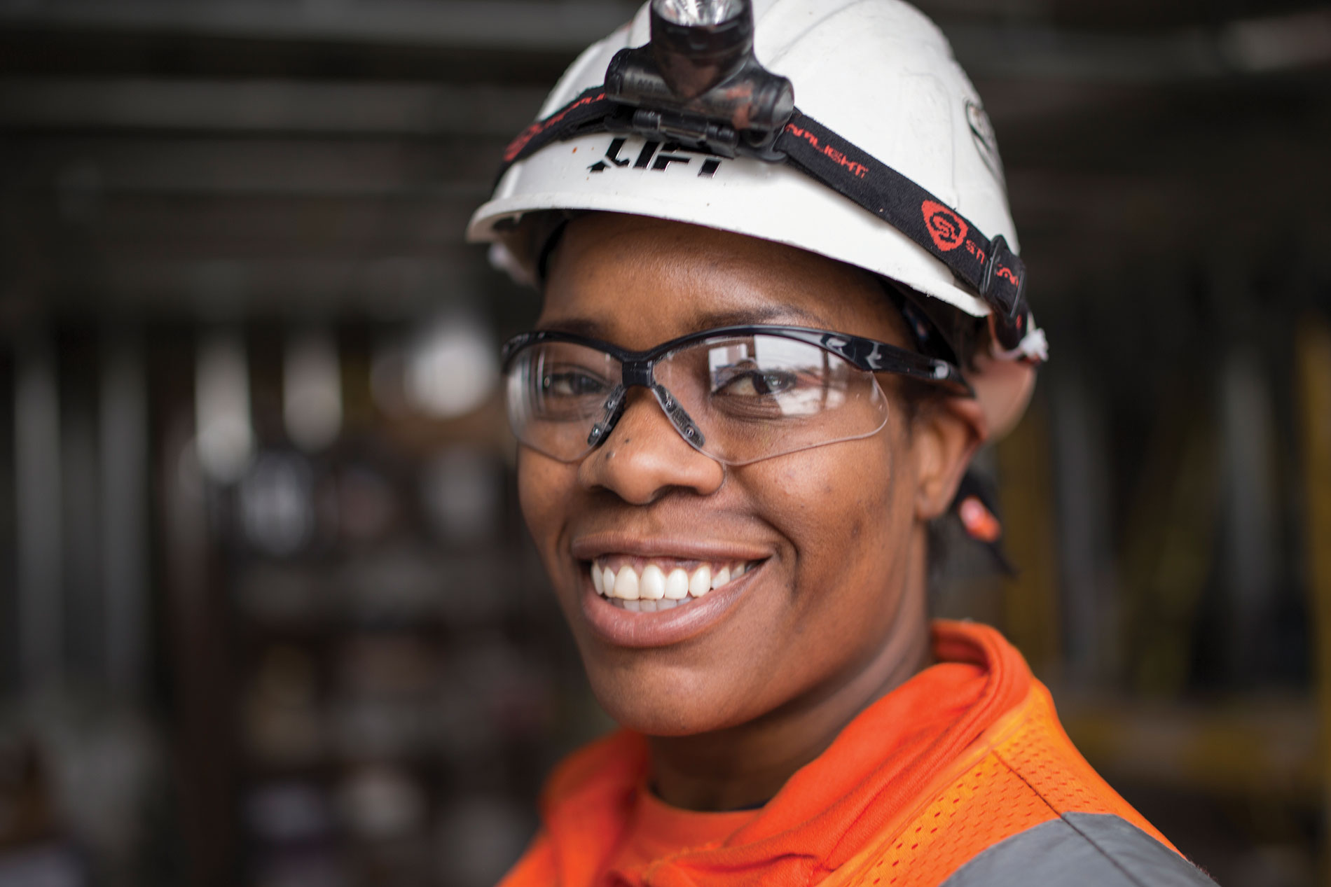 Isis Harris / Image Courtesy of NECA/IBEW Local 48 Electrical Training Center