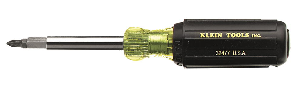 Klein 10-in-1 screwdriver and nut driver