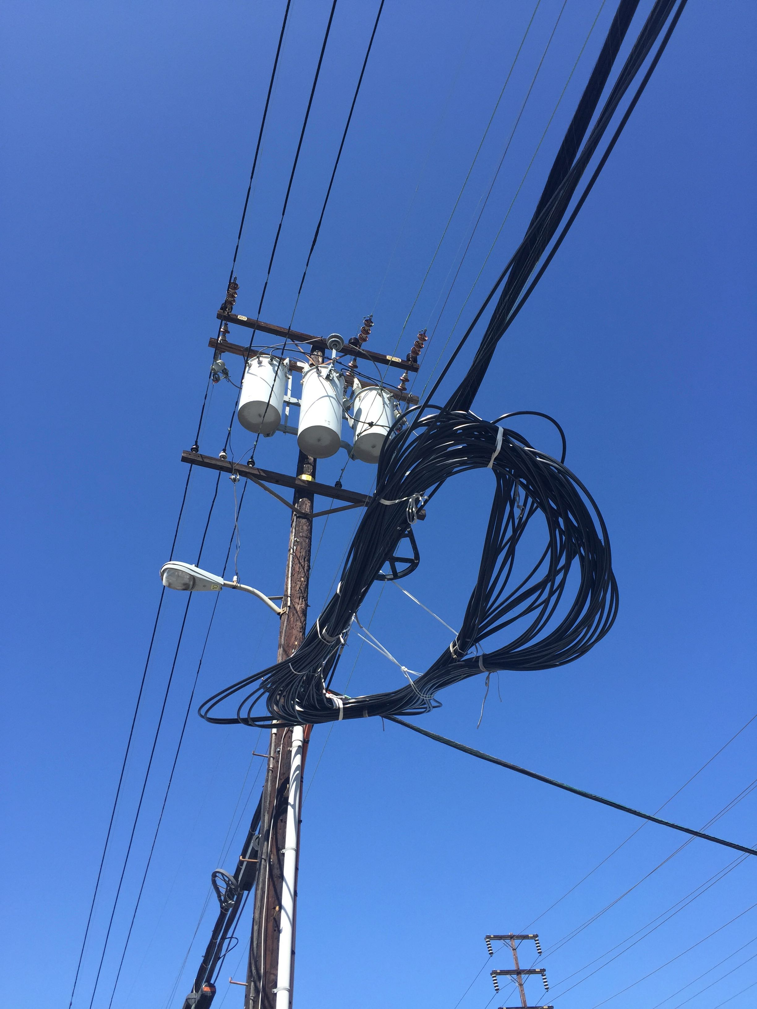 Look Up at the Fiber Optics Above You | Electrical