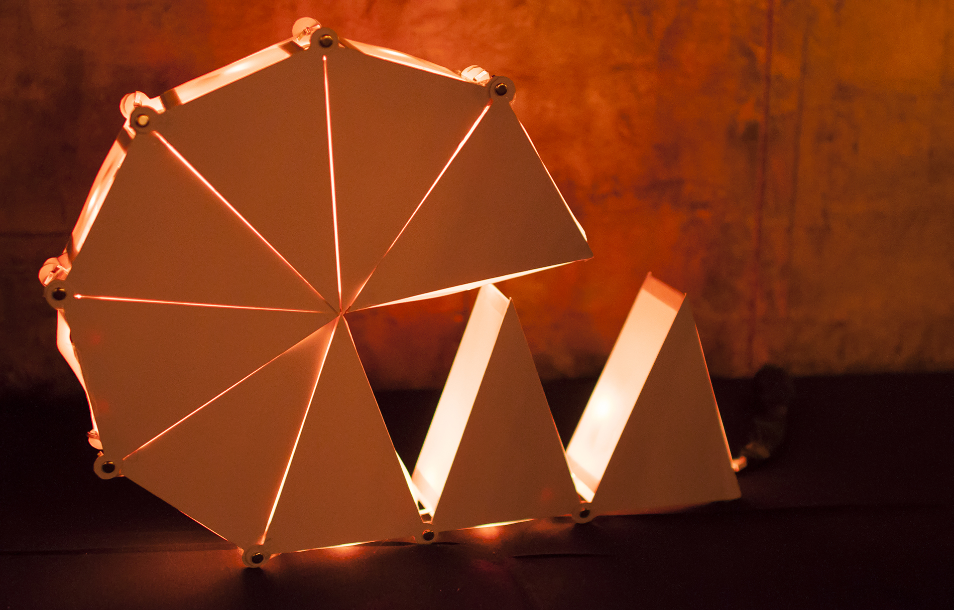 Jennifer Place's winning luminaire design