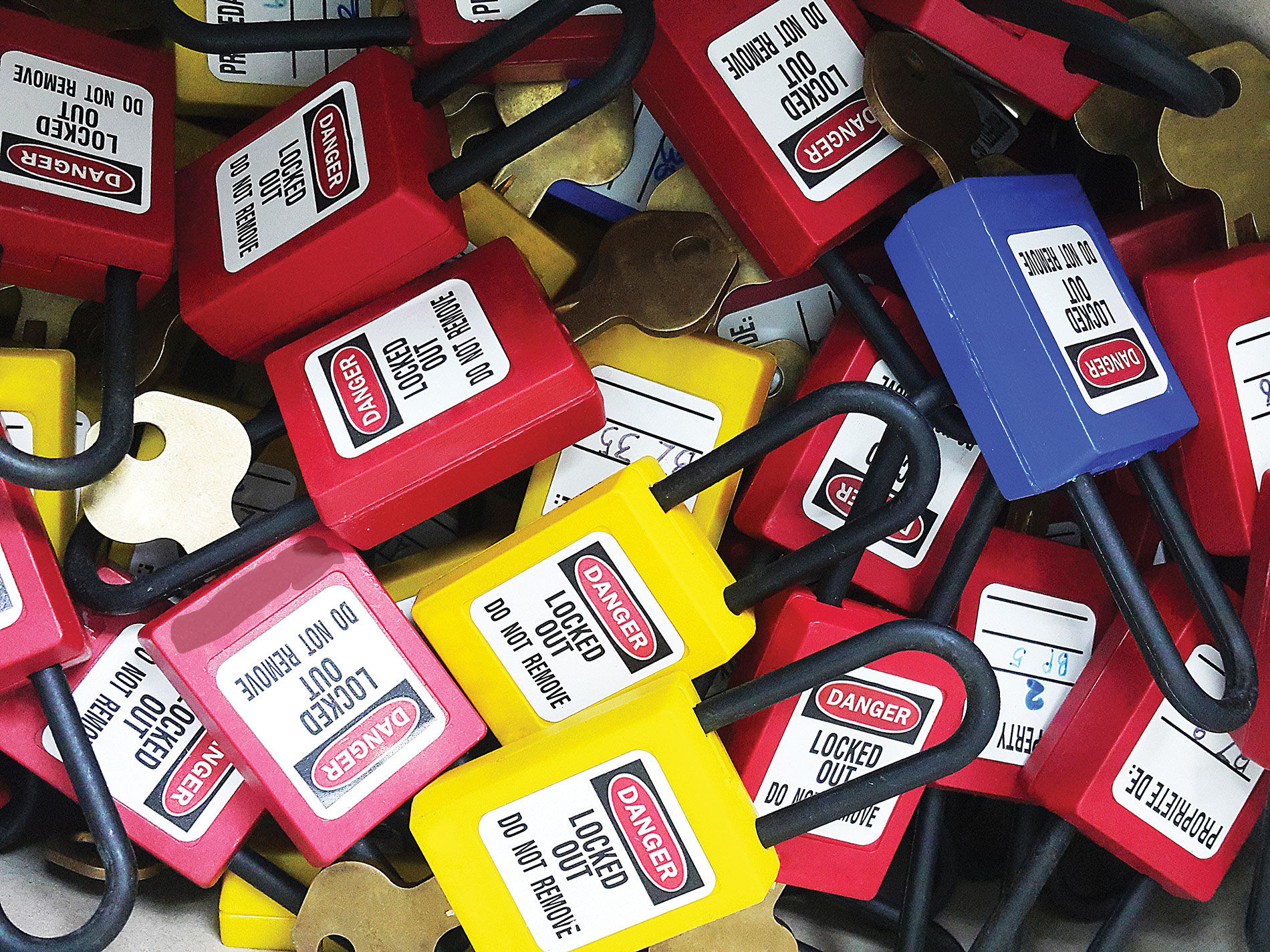Know Your Loto A Refresher On Lockout Tagout Electrical