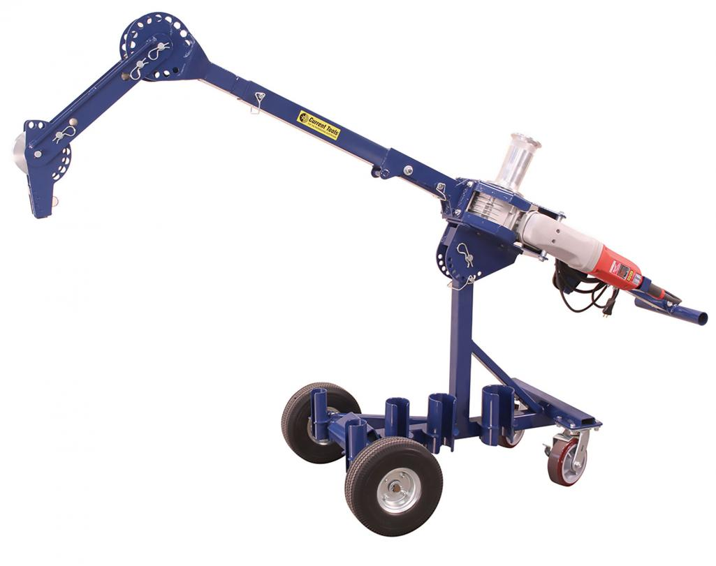 Current Tools Model 66 6,000-lb. cable puller | www.currenttools.com