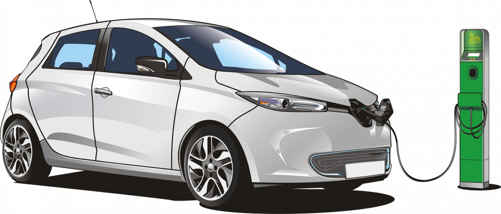 Electric Car Image by Francis Ray from Pixabay