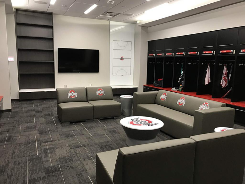 Mid City Electric Gets New Ohio State Athletics Complex Up And Running Electrical Contractor Magazine