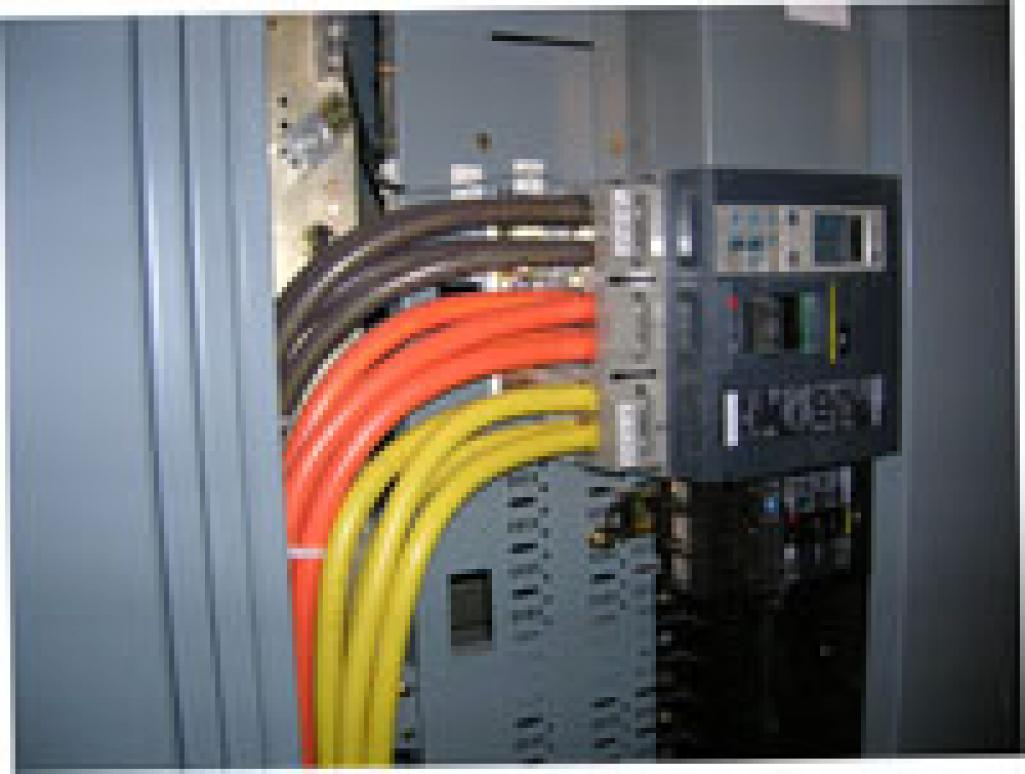 What size ground wire for 400 amp 3 phase service wiring diagram side by side equipment grounding conductors electrical contractor what size ground wire for 400 amp 3 phase service greentooth Image collections