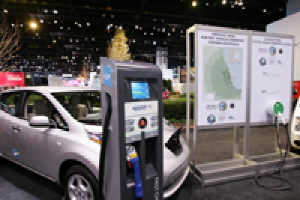 Chicago Announces Citywide Network Of Ev Charging Stations