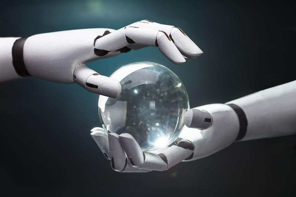 Robots Photo Credit: Shutterstock / Andrey_Popov