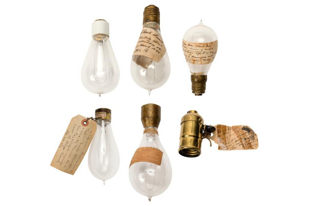 Items Related To Thomas Edison Fetch 64 000 Plus At Auction