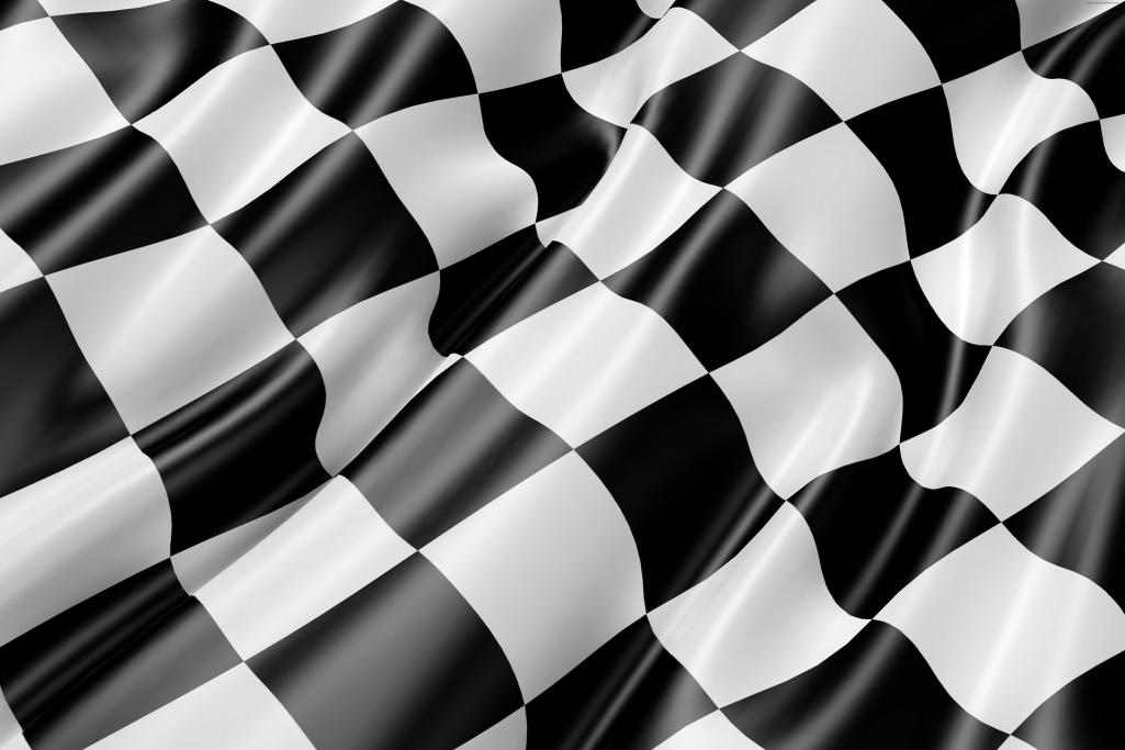 Checkered Flag Image by Paul Brennan from Pixabay