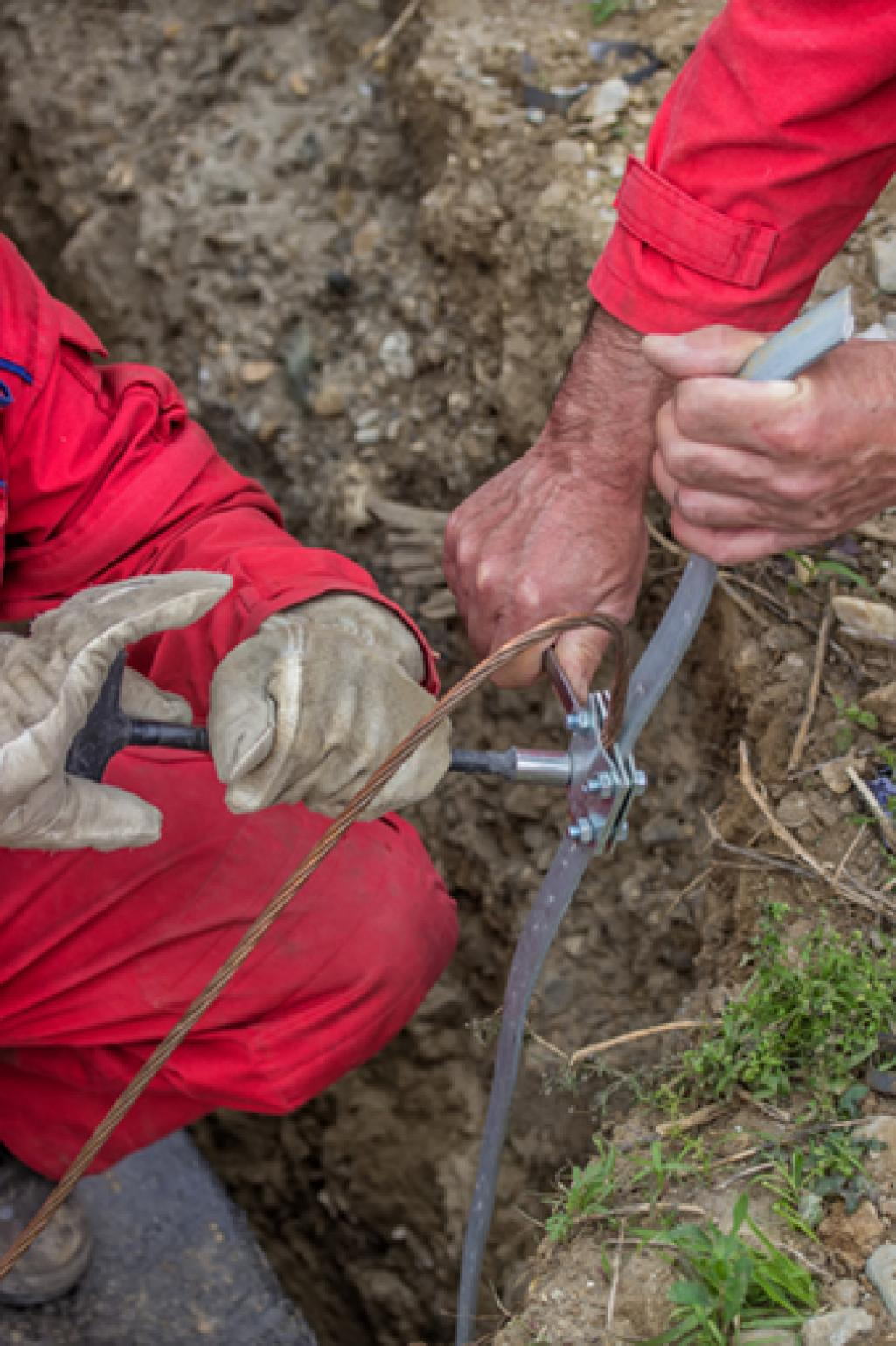 Terminating Grounding Electrodes Making Sense Of Afcis And More Afci Breakers Electrical Safety Services Philadelphia Pa