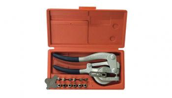 Roper Whitney's 13-Piece Hole Punch Kit