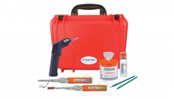 Sticklers' Fiber Optic Inspection and Cleaning Kit
