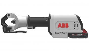 ABB's Smart Tool+ Dieless Crimper