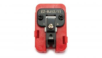 Platinum Tools' EZ-RJ12/11 Crimp Frame