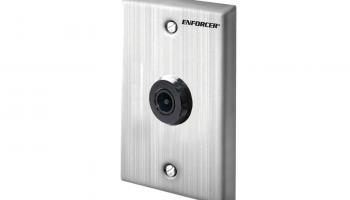 Seco-Larm's Wall-Plate Camera