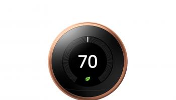 Nest's smart thermostat