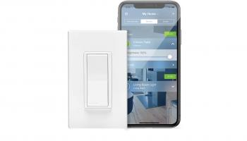 Leviton's smart switch