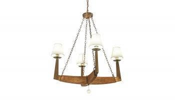 2nd Ave. Lighting Arendal chandelier
