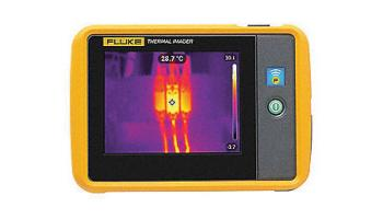 Fluke's PTi120 pocket thermal camera