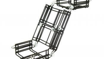Wiremaid cable tray