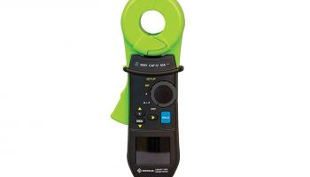Greenlee's handheld ground-resistance tester