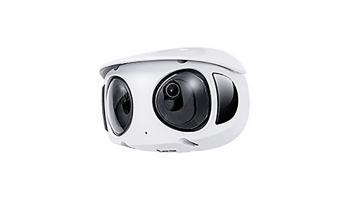 Vivotek's MS9390-HV panoramic network security camera