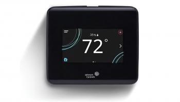 Johnson Controls' TEC3000 series smart thermostat