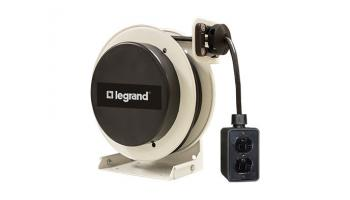 Legrand's Pass & Seymour 1,000 Series Cable Reel