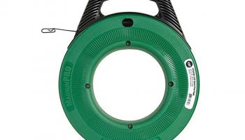 Greenlee's Steel Fishtape