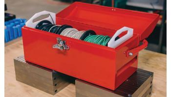 Wyerbox's Cable Storage Box